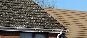 Gutter and roof cleaning in Tonbridge and Paddock Wood